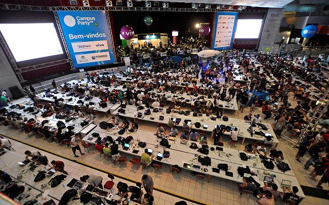 Campus Party Loja de Produtos Oficiais