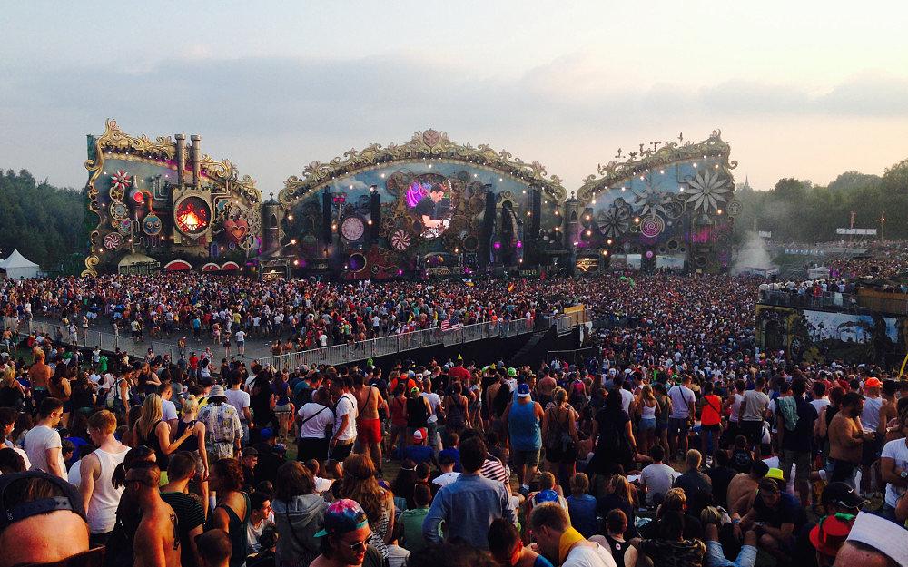 Tomorrowland Loja de Produtos Oficiais