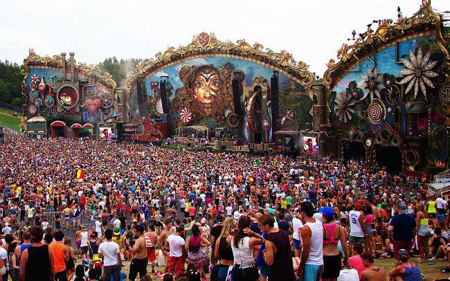 Tomorrowland Patrocinio