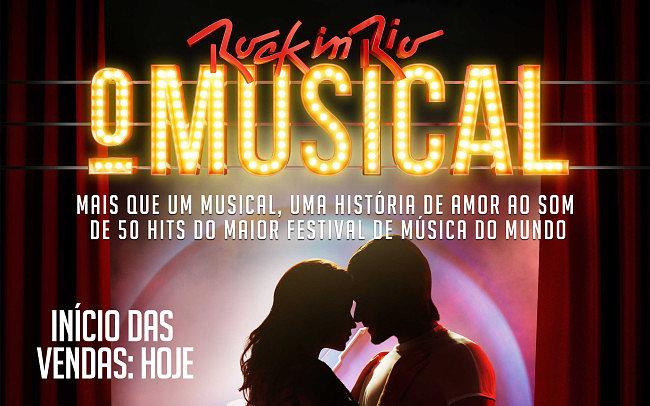 Musical Rock in Rio Loja de Produtos Oficiais