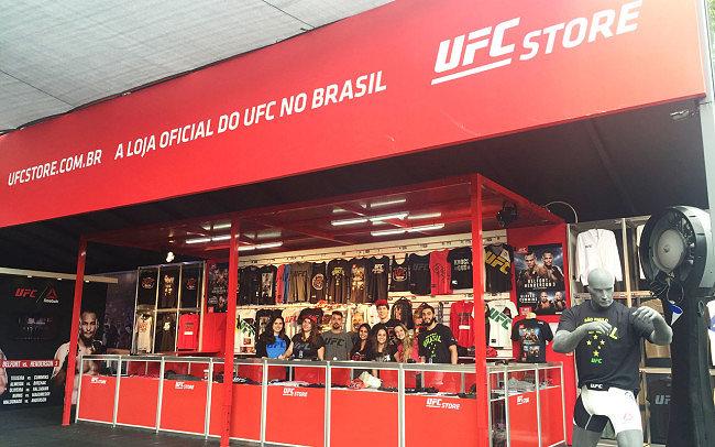 UFC Loja de Produtos Oficiais