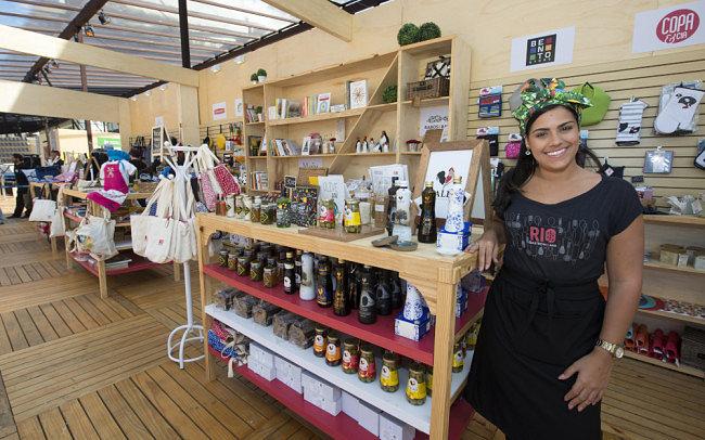 Rio Gastronomia Loja de Produtos Oficiais